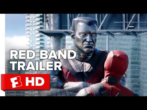 Deadpool Official Red Band Trailer #2 (2016)