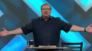 How God Blesses Broken Hearts | Rick Warren
