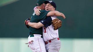 Steve Scalise returns to congressional baseball game