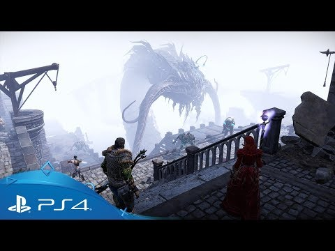 Divinity Original Sin II Definitive Edition | Трейлър с дата на пускане | PS4