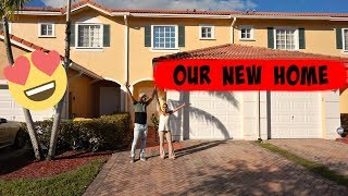 NEW HOUSE TOUR | Welcome to our new home! | Full empty house tour 2019