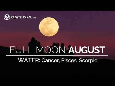 Full Moon August 2019 @LiveShow Today | For Dummies