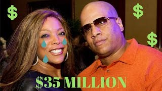 Wendy Williams' Husband Demands $35 Million - Reason Why She Cancelled Her Show