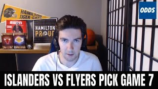 New York Islanders vs. Philadelphia Flyers Pick September 5, 2020 | Free NHL Picks and Predictions