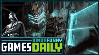 EA Closes Visceral Games, Star Wars Shifts Studios - Kinda Funny Games Daily 10.17.17