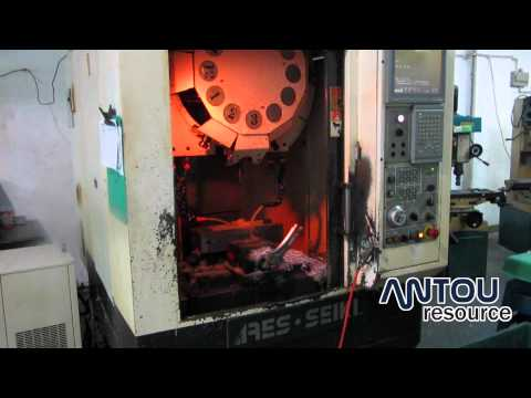 CNC Machining by Antou Resource