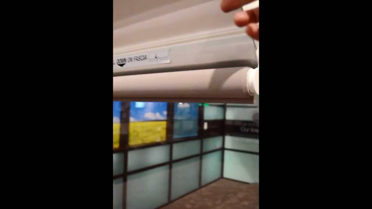 Lutron New Battery Powered Roller Shades Youtube