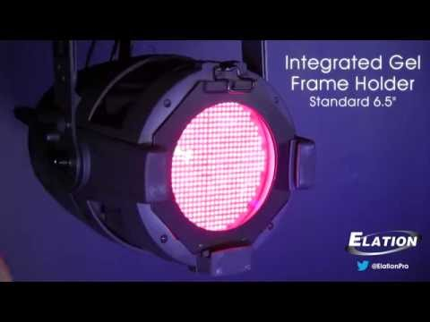 Elation Professional Protron LED IP65/Outdoor Rated High Power Strobe