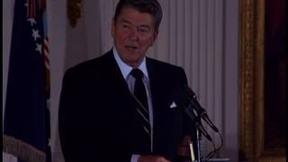 President Reagan's Remarks at Rehnquist/Scalia Swearing-in to Supreme Court on September 26, 1986