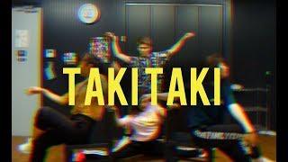 DJ Snake - Taki Taki ft. Selena Gomez, Ozuna, Cardi B   Rikimaru Choreography(Dance)