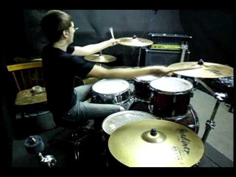 Rashamba-Сука drum cover by Андрей.avi