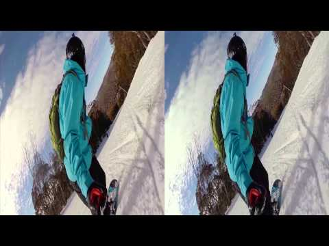Thredbo in 3D The GoPro Challenge version 2
