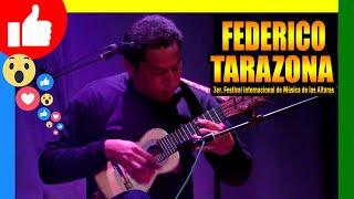 Federico Tarazona - Festival Internacional de Musica de Alturas, 2017, FIMA