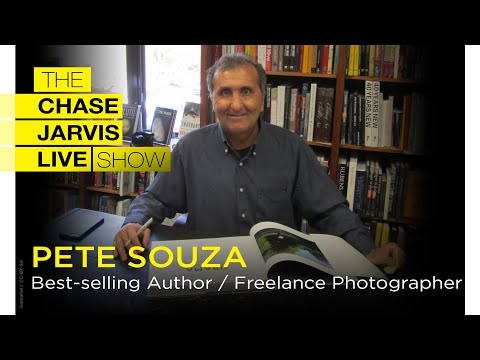 Photographing History with Pete Souza