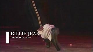 """Michael Jackson - """"Billie Jean"""" [live in Basel] (60fps)"""