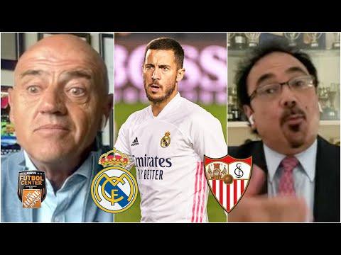 ANÁLISIS Real Madrid empató vs Sevilla CON POLÉMICA. ¿Se le escapa La Liga a Zidane?   Futbol Center