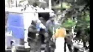 9 Korik 1997 – Dhuna e policise ndaj qytetareve te Gostivarit (VIDEO)