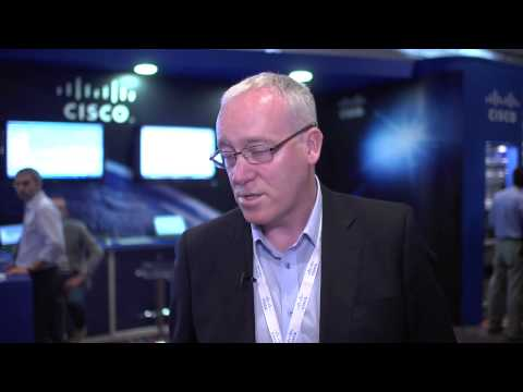VP Service Provider EMEAR of Cisco at Next Generation Optical Networking Conference 2015 in Nice HD