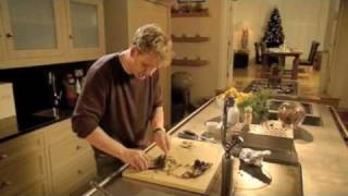 Gordon Ramsay - Aubergine caviar
