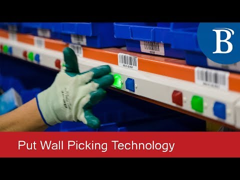 Put Wall Picking Technology - Bastian Solutions