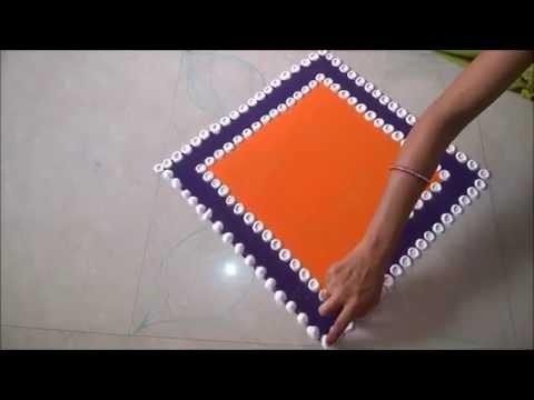 Sanskar Bharti Rangoli Youtub