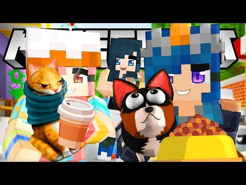 We found a hidden secret in the Minecraft Pet Shop!