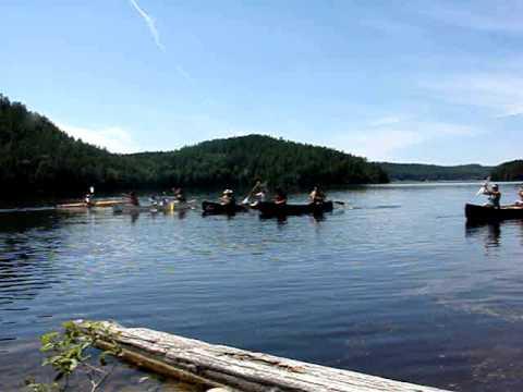 Summer Solstice Canoe and Kayak Race 2010