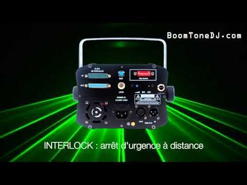 Vidéo BoomToneDJ - KUB 300 Green