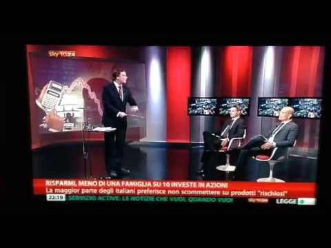 Fabio Perna ceo Beemhoney Consulting partecipa alla trasmis