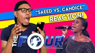 """Saeed vs Candice: A GREAT Battle For A Second Chance! 