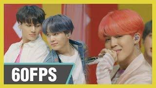 60FPS 1080P | BTS - Boy With Luv, 방탄소년단 - 작은 것들을 위한 시  Show! Music Core 20190420