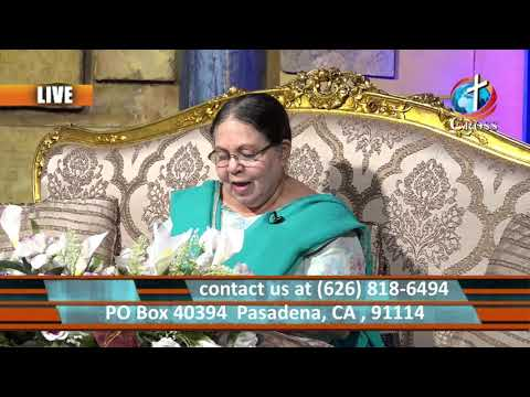 The Light of the Nations Rev. Dr. Shalini Pallil  03-22-2021