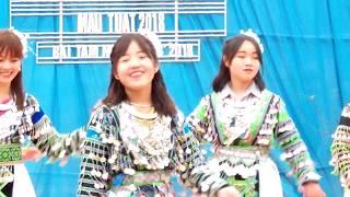 Dance Mai Sơn nyob Taij 8 3 2018 ntxhai hluas Tông Tải