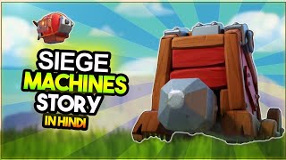 """Siege Machine"" Story of Siege Machines in Hindi  
