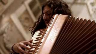 Marco Lo Russo Rouge - Recital concert for Pope Francis in accordion solo by Marco Lo Russo Made in Italy