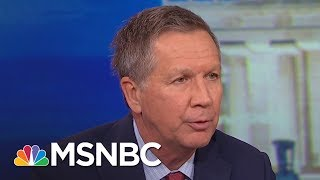 John Kasich : 'Of Course We Should Ban Bump Stocks' | MTP Daily | MSNBC