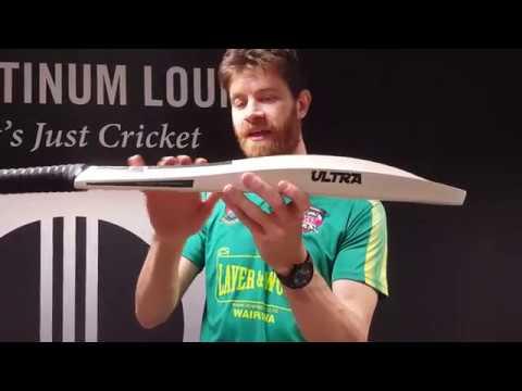 Laver & Wood Ultra Reserve Cricket Bat