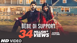Bebe Di Support – Kadir Thind