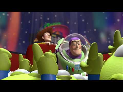"""Toy Story - Extrait """"Le grapin"""" - YouTube"""