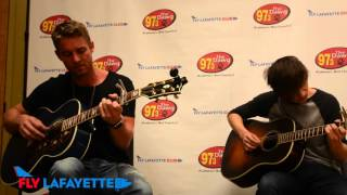Brett Young - 'In Case You Didn't Know'   Live in the Lobby