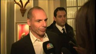 Yanis Varoufakis Walks Off Mid-Interview | CNBC International
