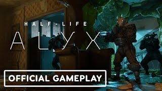 Half-Life: Alyx – Trailer gameplay ufficiale
