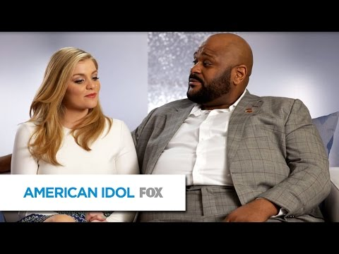 Idols Look Back: Ruben Studdard & Lauren Alaina - The Southern Secret - AMERICAN IDOL