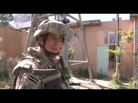 LTV Ziņu dienests: Latvijas karavīri Afganistānā. Garās atvadas