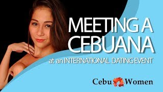 International Dating Event Held at Cebu City, Philippines