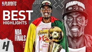 Pascal Siakam Full Series Highlights Raptors vs Warriors | 2019 NBA Finals