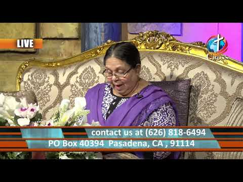 The Light of the Nations Rev. Dr. Shalini Pallil  05-18-2021