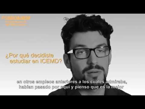 Protagonistas PSSEO&SEM: Juan Ramon Torregrosa,  antiguo alumno del programa superior