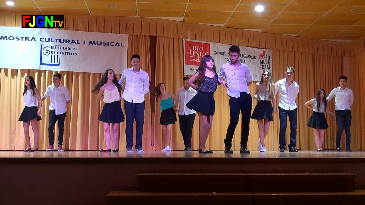 08. Suavemente (2º Bach) - XV Mostra musical i cultural IES Gilabert de Centelles 2015 Nules