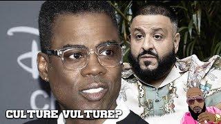 Chris Rock Drags Dj Khaled For Having ZERO TALENT And Fans AGREE! (Details Inside)